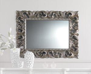 Art. 610, Spiegel mit geschnitztem Rahmen