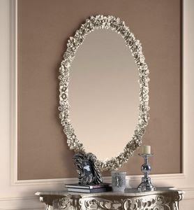 Art. 901, Silber ovaler Spiegel
