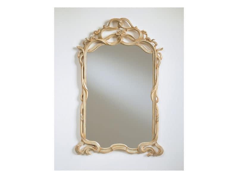 Art. 925, Klassische Spiegel, geschnitzten Rahmen, für Restaurant