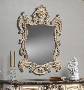 Art. 970 / IN Spiegel, Luxuriöser geschnitzter Spiegel
