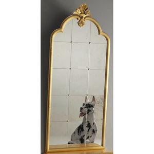 Degas RA.0835.A, Großer Veneto-Spiegel im Stil des 18. Jahrhunderts