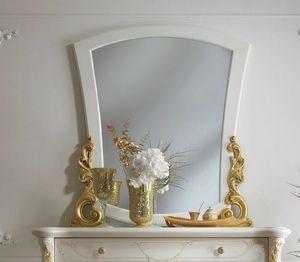 Fenice Art. 1311, Spiegel mit geschnitztem Rahmen
