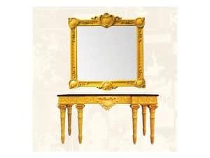 Frame art. 100, Rahmen aus Lindenholz, klassischer Stil