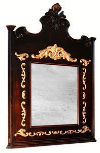 Gauguin RA.0832, Französischer Spiegel im Stil des 17. Jahrhunderts