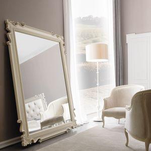Juliette Art. 379, Spiegel mit geschnitztem Rahmen