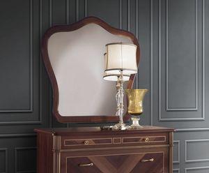 Prestige 2 Art. 4311, Spiegel mit klassischem Design