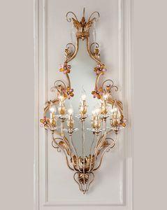 SP.8000/7, Klassischer Spiegel mit Rahmen
