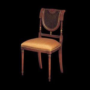 123S, Klassischer Kopf der Tischstühle