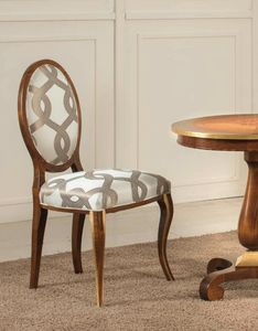 Art. 3544, Stuhl mit ovaler Rückenlehne