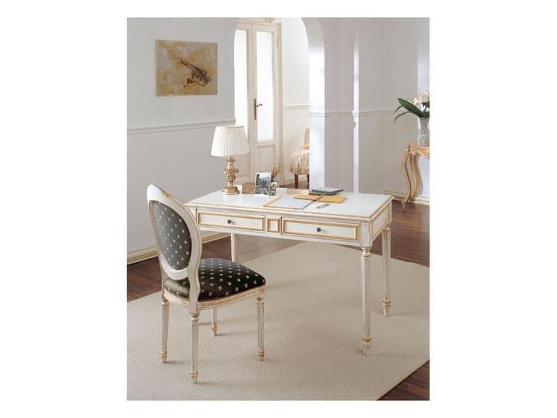 Art. 514, Luxus klassischer Stuhl, Louis XVI-Stil, für livinng Zimmer