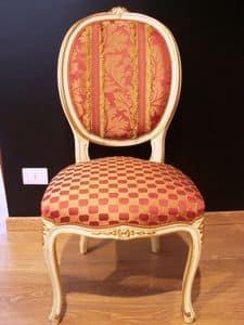 Art. 830, Luxus klassischer Stuhl für zu Hause, im Stil Louis XV