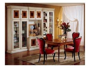 Display chair 850, Klassischer Stuhl für Esszimmer