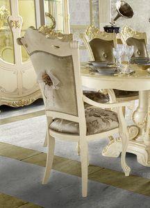 Madame Royale Stuhl, Luxuriöser Esszimmerstuhl