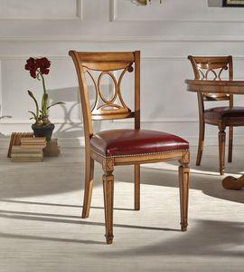 Re Sole Stuhl, Stuhl im klassischen Stil