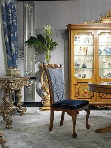 Stuhl 1304, Klassischer Luxusstuhl im chinesischen Stil