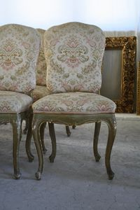 STULH ART. 700 VENEZIANO, Klassische Esszimmerstühle