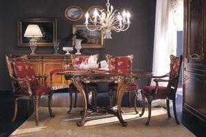 Edenica Tisch, Esstisch, klassischer Luxus-Stil