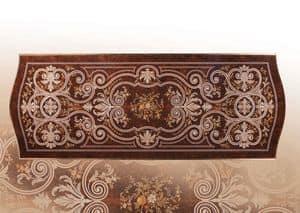 F972, Luxus-Tabelle von Hand eingelegt, für Villen