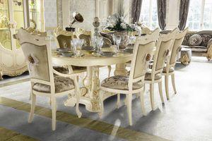 Madame Royale ovaler Tisch, Ovaler Esstisch