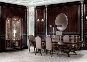 NM2, Klassischer Speisesaal in Luxus-Stil, für Wohnzimmer