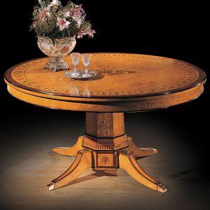 Tabelle 1176, Klassischer Tisch in Myrte Briar