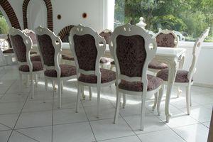 Venere, Barocktisch für Wohnzimmer