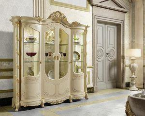 Madame Royale Vitrine, Luxus klassisches Schaufenster