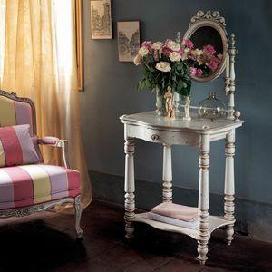 Renee BR.0704, Schminktisch im Louis XVI-Stil