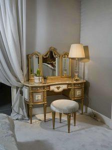 Schminktisch 3705 Louis XVI Stil, Schminktisch f�r Luxusschlafzimmer