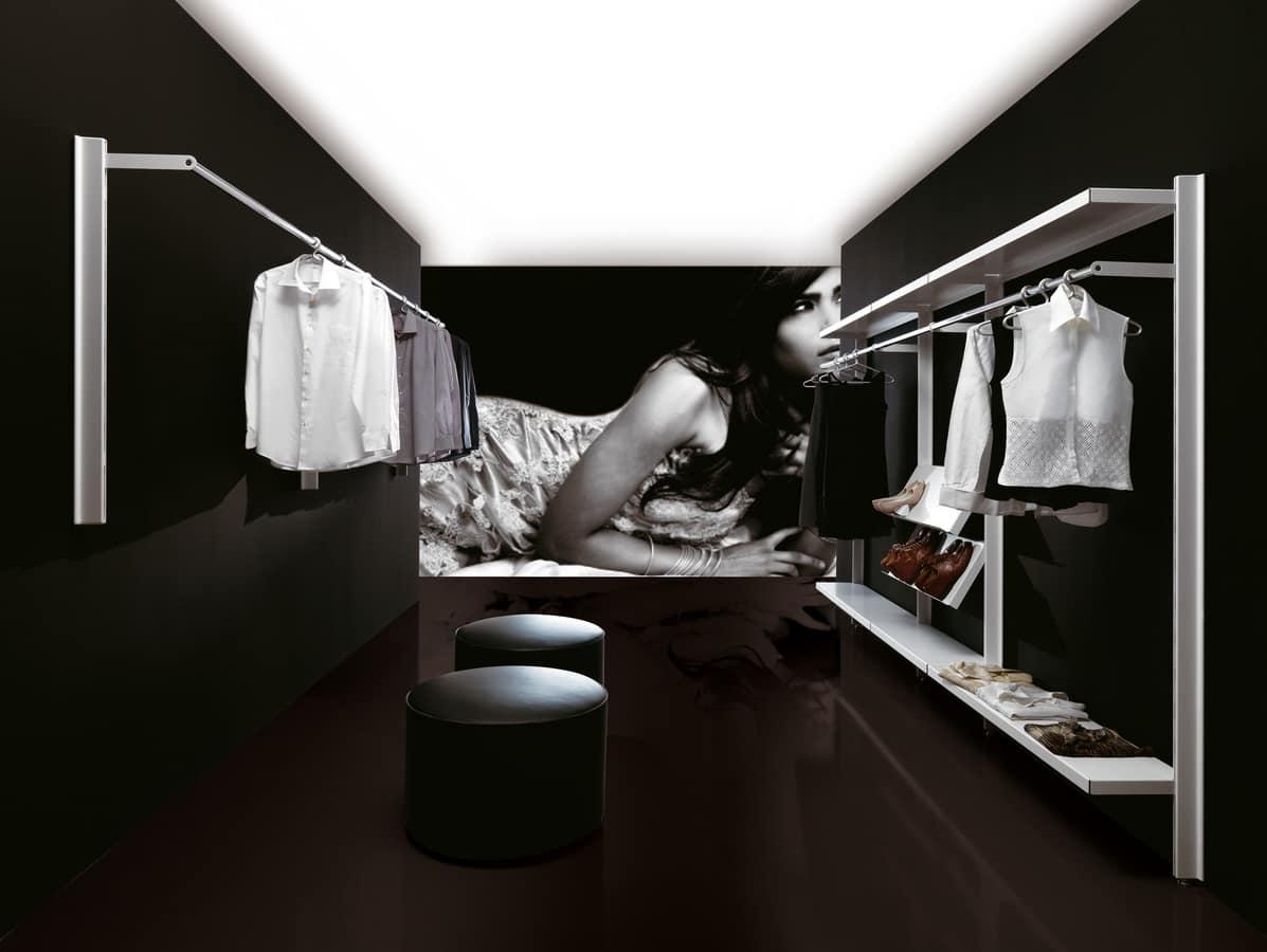 Big shops, Moderne Kleider für conctract Umgebungen