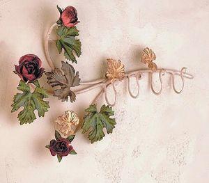 PC.6355/4, Kleiderbügel mit Blumendekor