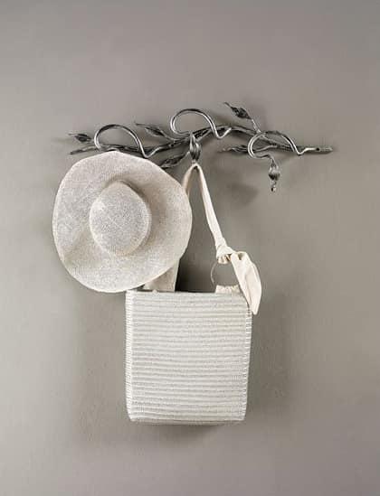 Ramo, Moderne Kleiderbügel aus Schmiedeeisen