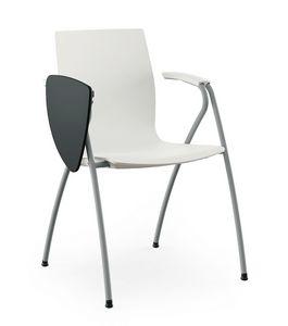 Q3, Stuhl mit Schreibtafel