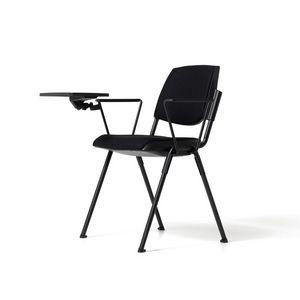 New Bonn Schreibtablett, Moderner Stuhl mit Schreibplatte für Hörsaal