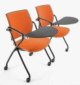 Q-Go XL AIR, Stapelbarer Stuhl für Konferenzraum