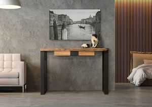 Laguna Konsole Art. 511, Konsole mit Schublade, venezianische Festmacher oben