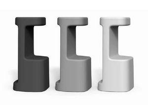 art. Serif-860, Outdoor-Kunststoffhocker
