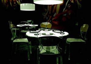 512 Queen, Stuhl aus Polycarbonat