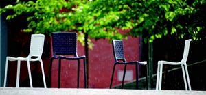 9290 Tatami, Stapelbarer Plastikstuhl, für den Außenbereich