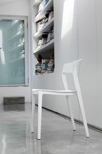 ALMERIA SE806, Küchenstuhl aus Kunststoff