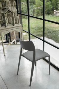 CORDOBA SE804, Stuhl aus Polypropylen