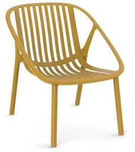 Dehors, Wetterfeste Stühle aus Polypropylen