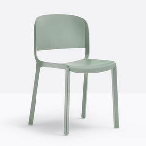 Dome, Stapelbarer Stuhl aus Polypropylen