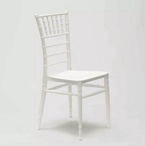 Gartenstuhl Vintage Design Stuhl Polypropylen Esszimmerstuhl Chiavarina RAI695700, Stapelbarer Chiavarina-Stuhl