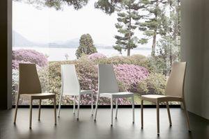 s32 nicole, Moderner Stuhl aus Polypropylen