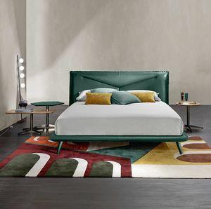 Dreamer, Bett mit trockener und leichter Ästhetik
