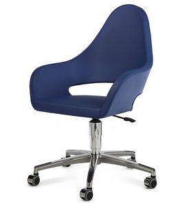 NUBIA 2305, Bürostuhl mit Rädern