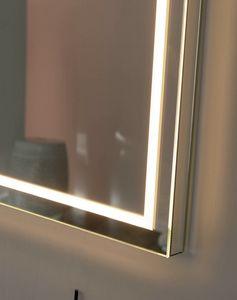 Nuxe E300, Spiegel mit LED-beleuchtetem Rahmen