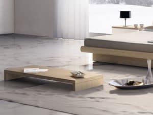 Ergänzungen Kleinen Holztisch 05, Couchtisch für Zentrum Halle, für die moderne Hotels