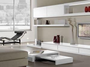 Ergänzungen Kleinen Holztisch 08, Niedriger Couchtisch aus Holz, für Hotels im modernen Stil